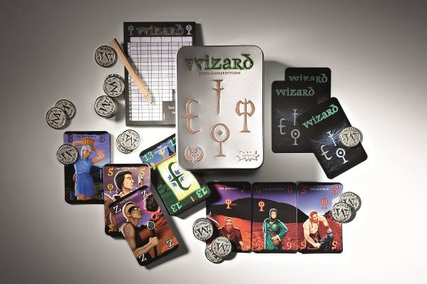 Wizard 15th Anniversary Special Edition - photo by AMIGO Spiele