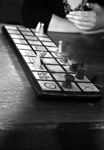 Senet Board