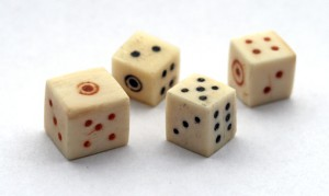 More Bone Dice