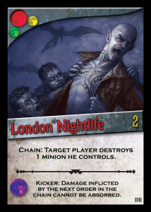 Dark Rages: London Nightlife