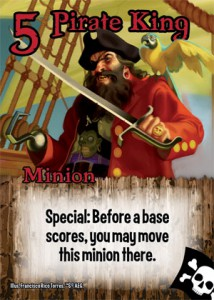 Smash Up: Pirate King