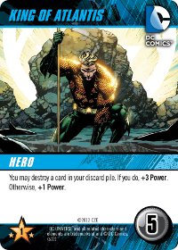 DC Comics Deck-building Game (image by Cryptozoic)