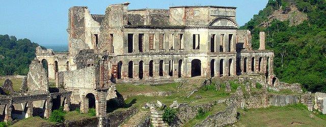 Palais de Sans Souci, Haiti