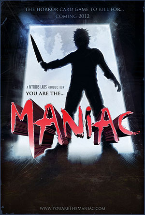 Maniac (Image by Mythos Labs)