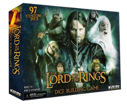 The Lord of the Rings Dice Building Game (Image by Wizkids)