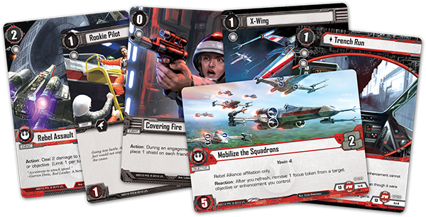 Star Wars Card Game (Image by Fantasy Flight Game)