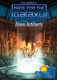 Alien Artifacts (Image by Rio Grande Games)