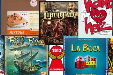 Spiel des Jahres 2013: The Jury Recommends