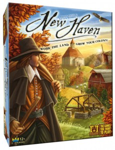 New Haven (Image by R&R Games)