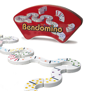 Bendomino (Image by Blue Orange Games)