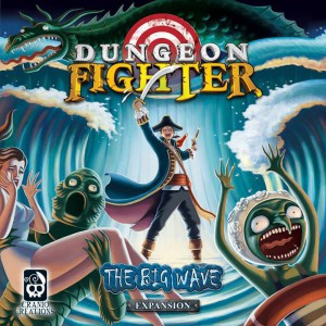 Dungeon Fighter: The Big Wave (Image by Cranio Creations)