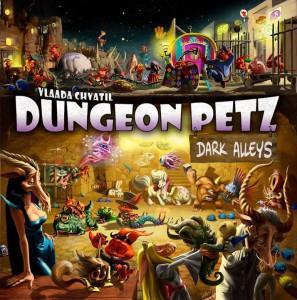 Dungeon Petz: Dark Alleys (Image by Czech Games Edition)