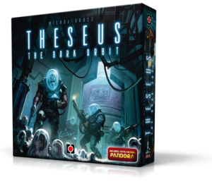 Theseus: The Dark Orbit (Image by Portal Games)