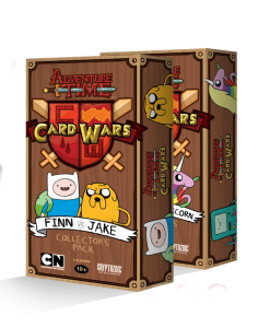 Adventure Time Card Wars (Image by Cryptozoic)