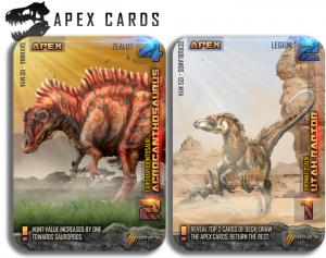 APEX (Image by Herschel Hoffmeyer)