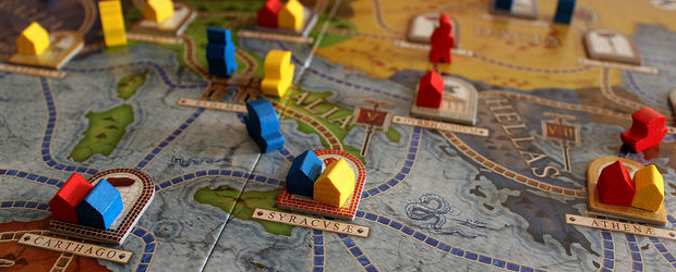 The Roman Empire has always been a popular setting for games, so Concordia is not innovative in that respect. But it is a game by Mac Gerdts, so you know it will not be a run-of-the-mill, nothing-new-to-see-here game. Gerdts's games are special. But even by the high standards he set with Antike, among others, he has outdone himself with Concordia.