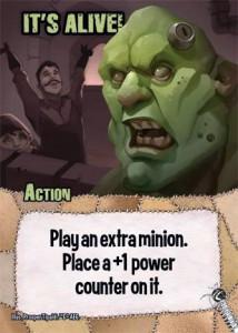 Smash Up: Monster Smash (Image by Alderac)