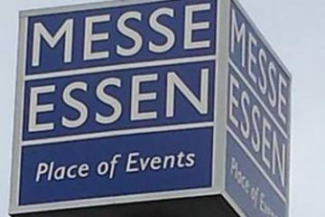Essen 2014: Day 1