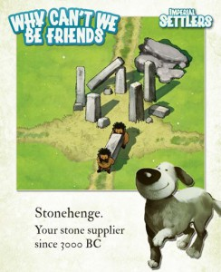 Imperial Settlers: Why Can't We Be Friends (Image by Portal Games)