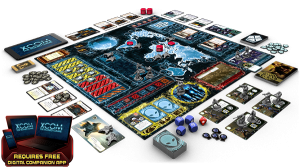 XCOM: The Board Game (Image by Fantasy Flight Games)