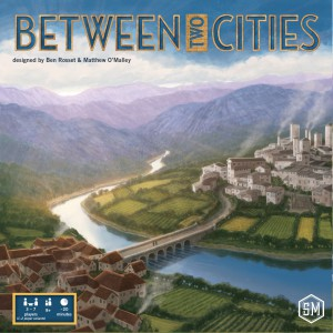 Between Two Cities (Image by Stonemaier Games)
