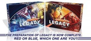Pandemic Legacy (Image by Z-Man Games)