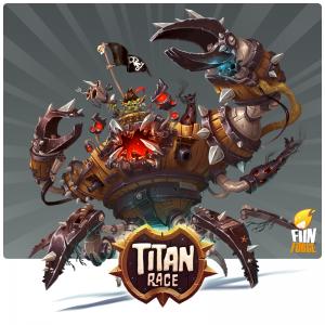 Titan Race (Image by Funforge)