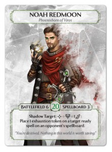 Ashes: Rise of the Phoenixborn (Image by Plaid Hat Games)