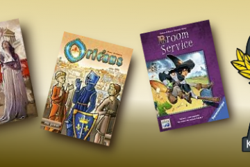 Kennerspiel des Jahres 2015 – Nominees and Recommendations