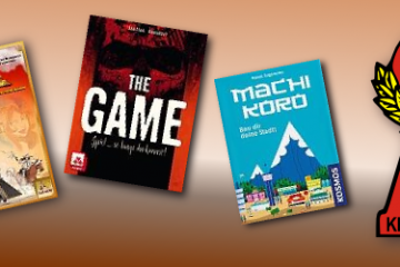Spiel des Jahres 2015 – Nominees and Recommendations
