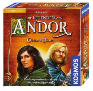 Legends of Andor: Chada & Thorn (Image by Kosmos)