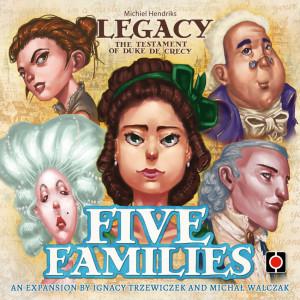 Legacy: Five Families