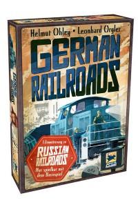 Russian Railroads: German Railroads (Image by Hans im Glück)