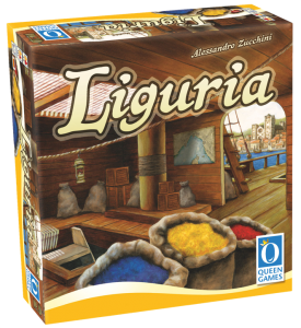 Liguria (Image by Queen Games)