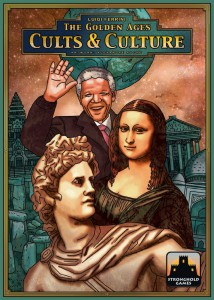The Golden Ages: Cults & Cultures (Image by Stronghold Games)
