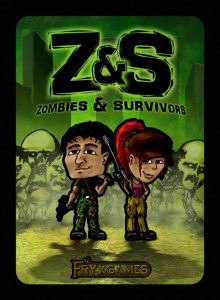 Zombies & Survivors (Image by FryxGames)