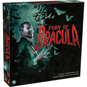 Fury of Dracula (Image by Fantasy Flight Games)