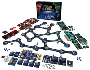 Star Trek: Ascendancy (Image by Gale Force 9)