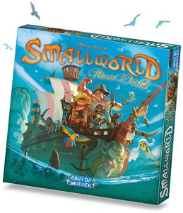 Small World: River World (Image by Days of Wonder)