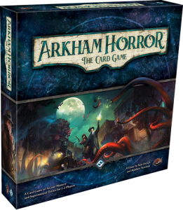Arkham Horror: The Card Game (Image by Fantasy Flight Games)