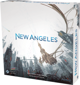 New Angeles (Image by Fantasy Flight Games)