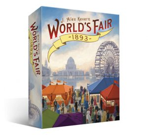 World's Fair 1893 (Image by Foxtrot Games)