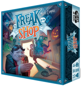 Freak Shop (Image by Catch Up Games)