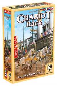 Chariot Race (Image by Pegasus Spiele)