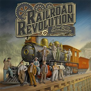 Railroad Revolution (Image by What's Your Game?)