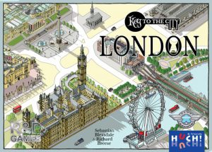 Key to the City - London (Image by R&D Games)