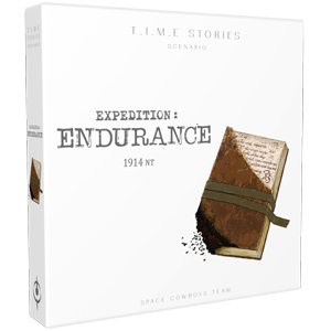 T.I.M.E. Stories: Expedition Endurance (Image by Asmodee)