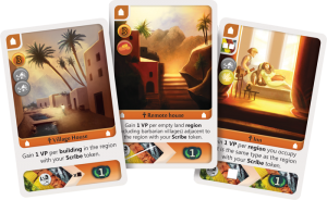 Deus: Egypt (Image by Asmodee)