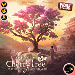 The Legend of the Cherry Tree (Iello)