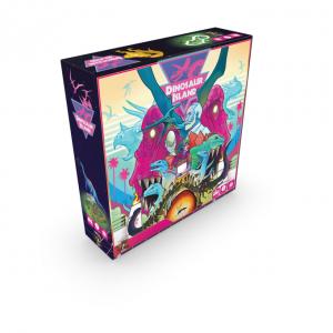 Dinosaur Island (Pandasaurus Games)